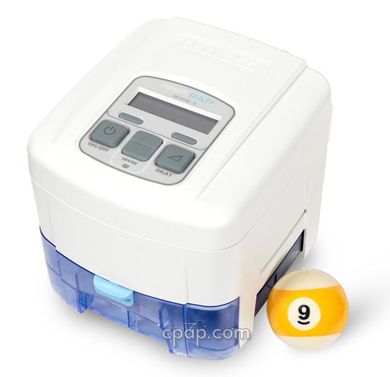 DeVilbliss Intellipap BiLevel with Humidifier