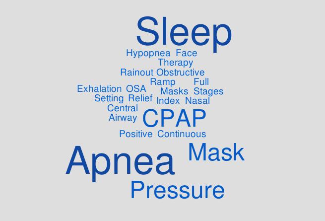 understand sleep apnea terms