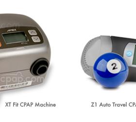 XT Fit & Z1 Auto Travel Machines