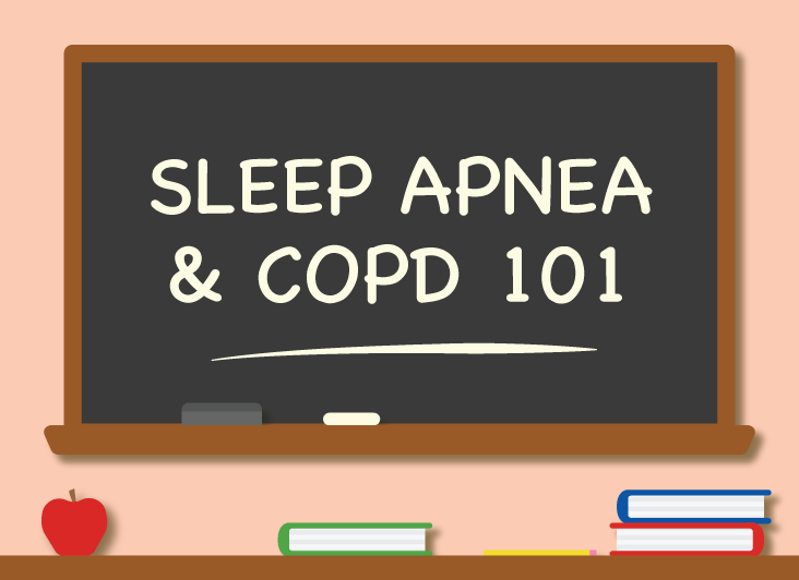 sleep apnea and copd