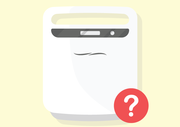 Graphic showing an oxygen concentrator with a question mark. For the New Patient Guide to the Best Portable Oxygen Concentrators.