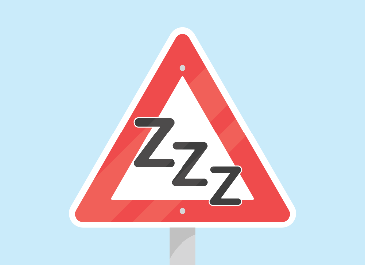 Signs and symptoms you may have sleep apnea.