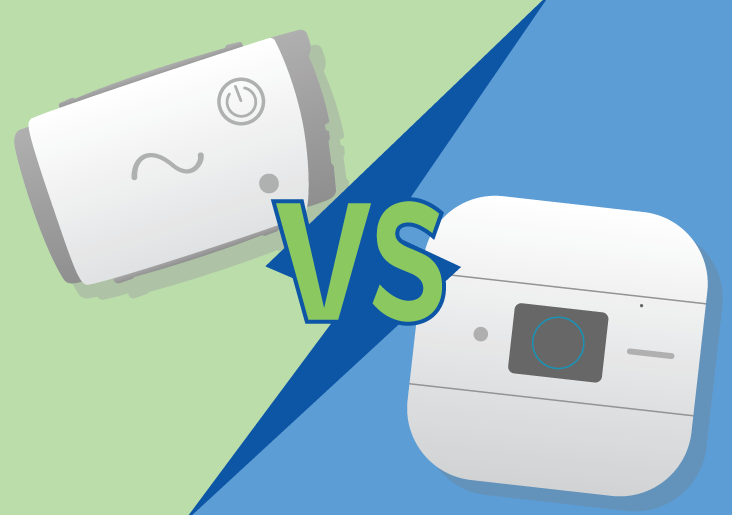 Which travel CPAP Machine is right for you? The DreamStation Go and the AirMini are two of the hottest machines on the market in 2018.