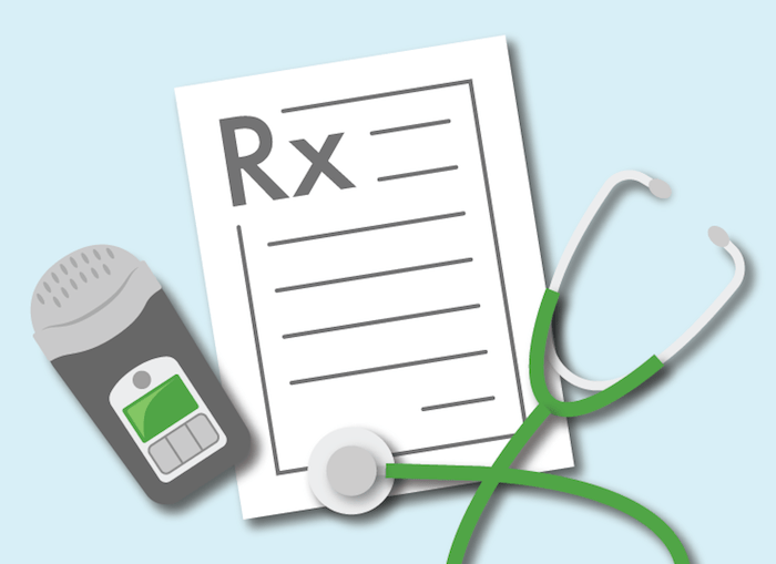 only a doctor can write a cpap prescription