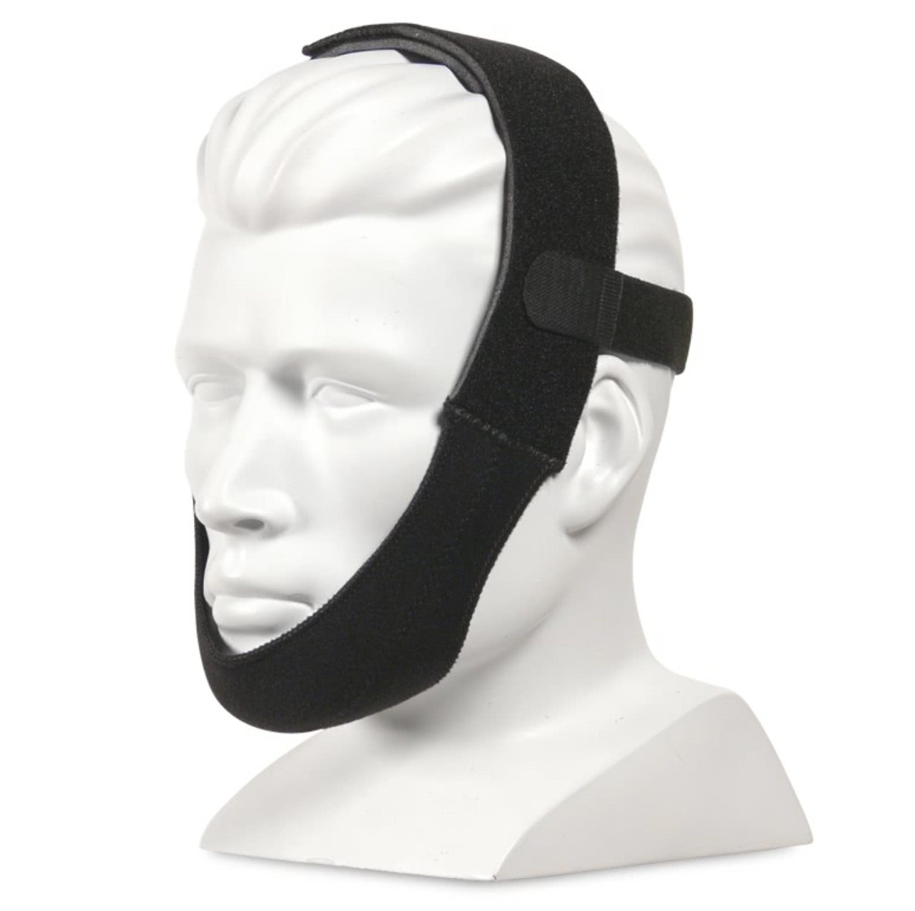 chinstraps to stop CPAP mouth breathers