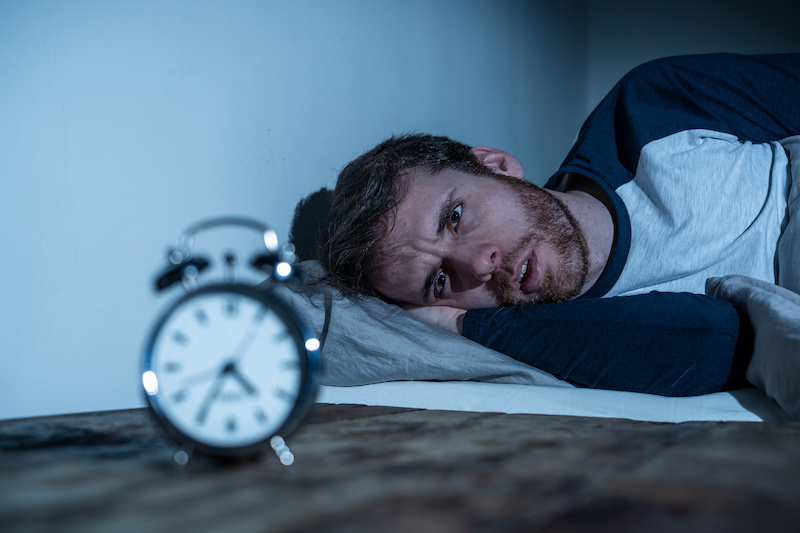 sleep apnea and anxiety
