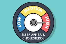 Link between Sleep Apnea and High Cholesterol