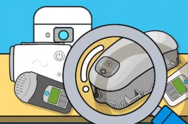 What are the smallest CPAP machines?