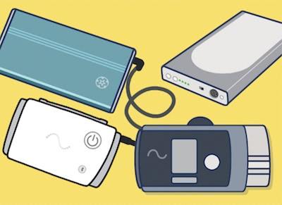 AirMini and AirSense Batteries
