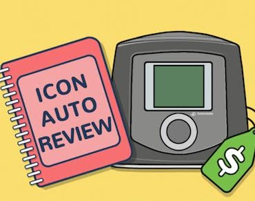 Icon Auto Review
