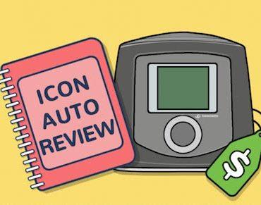 Icon Auto Review