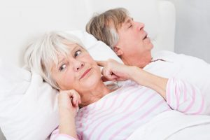 do I have sleep apnea if I snore?