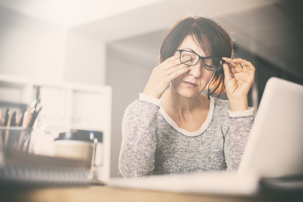 sleep apnea symptoms in women