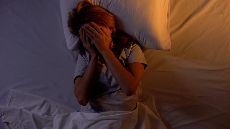 sleep apnea worse