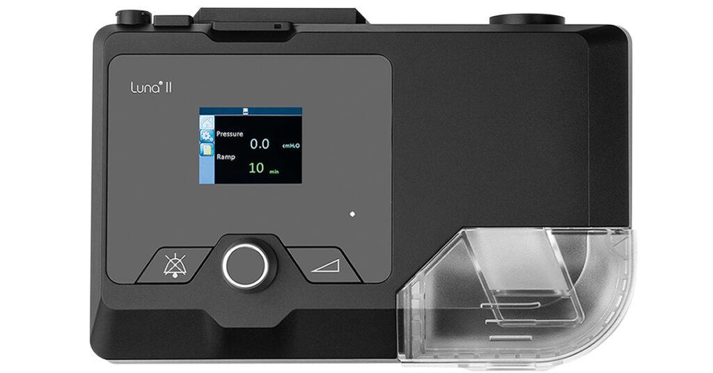 Luna 2 CPAP Machine